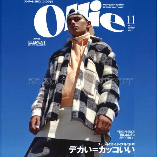 """雑誌【ollie】11月号:""""E-girls"""" Erieさま 商品着用の紹介"""
