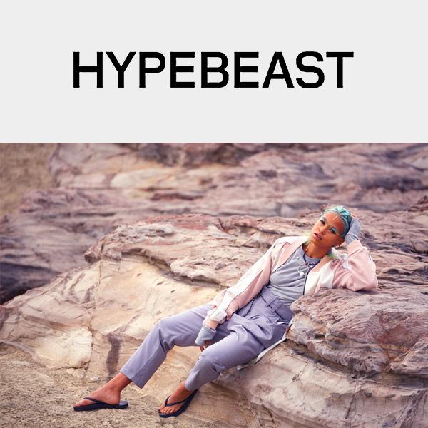 """ウェブマガジン """"HYPEBEAST"""" にて """"PARADOX"""" の新作を掲載して頂きました。"""