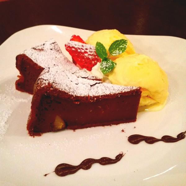 【2/8(月)〜14(日)限定 チョコレートフェア】 横浜 一軒家カフェ roku cafe