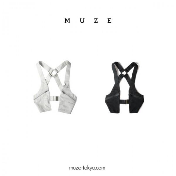 5/12(Thu):NEW ARRIVAL / 【MUZE】 『GILLET BAG』