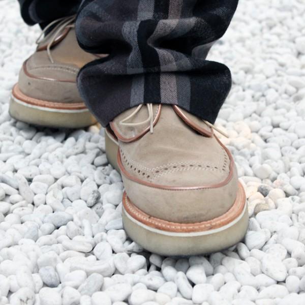 6/9(Thu):【JieDa】×【KIDS LOVE GAITE】 CREPE SOLE SHOES