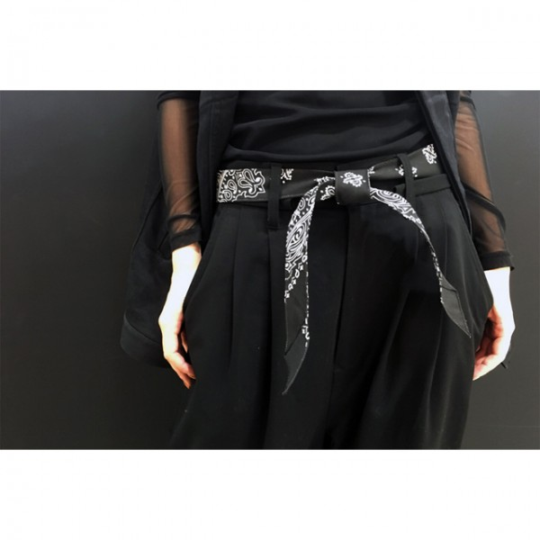 6/16(Thu):NEW ARRIVAL / 【RESERVED NOTE】 BANDANNA BELT