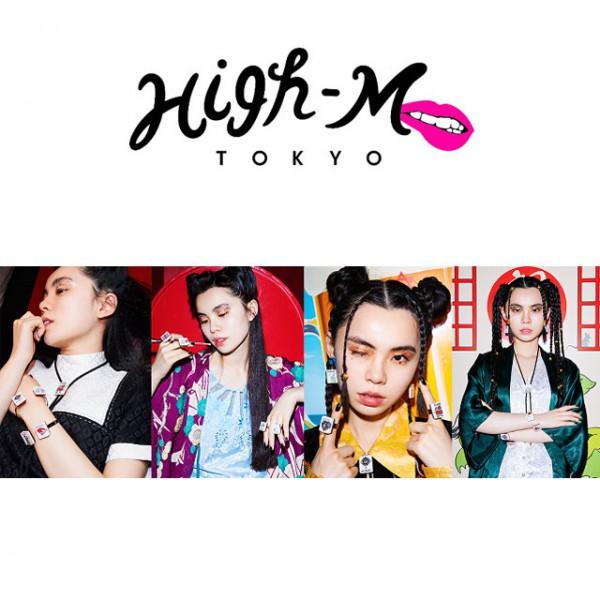 "GYFT新入荷情報【High-Me TOKYO】2016 S/S Collection ""YUMEJI DIARY"""