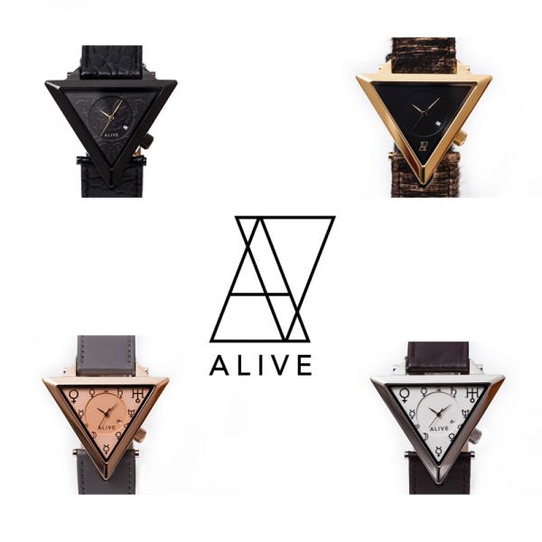 """ALIVE"" – A-FLAME"