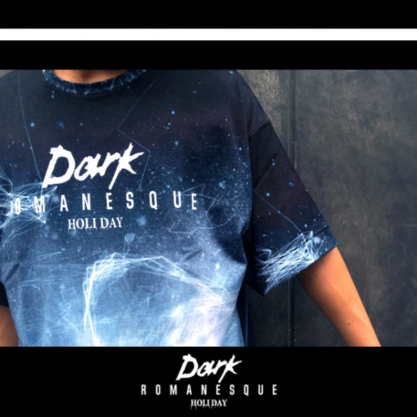 8/4(Thu):NEW ARRIVAL / 【DARK ROMANESQUE HOLIDAY】 BIG TEE COLLECTION