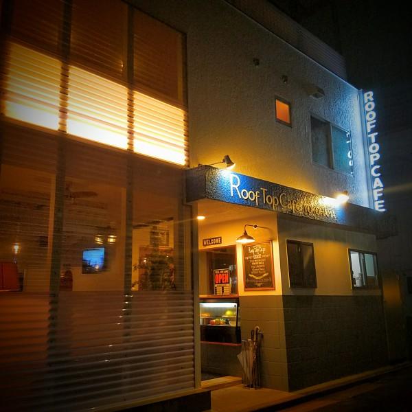 『貸切パーティー受付中』 Roof Top Cafe YOKOHAMA