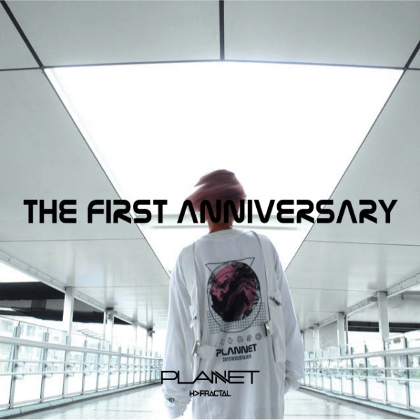 """PLANNET ORIGINAL ITEM""  – THE FIRST ANNIVERSARY"