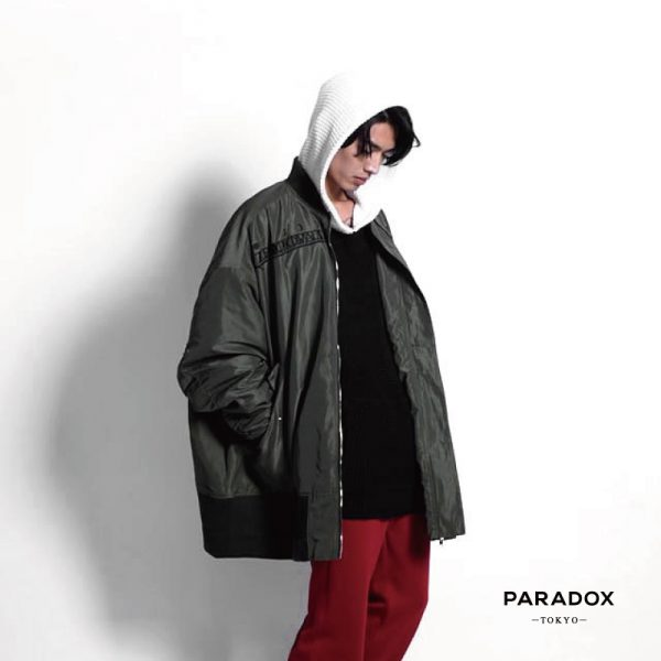 """PARADOX"" – SUPER BIG MA1"