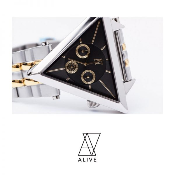 "【H>FRACTAL OSAKA】 ""ALIVE"" – WRIST WATCH  ONLINE SHOP START!!!"