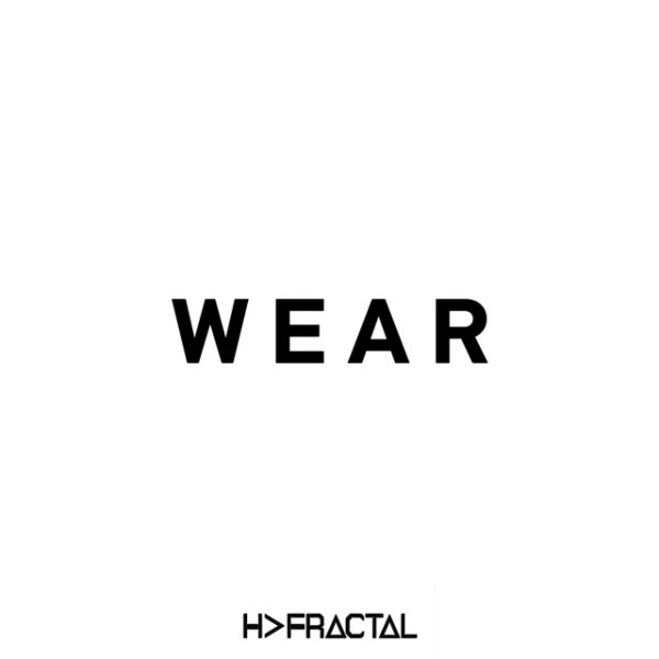 H>FRACTAL OFFICIAL WEAR