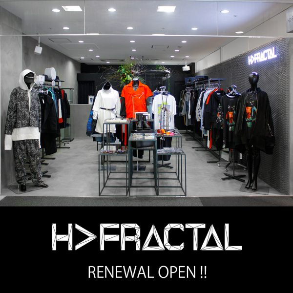 """""""H>FRACTAL"""" RENEWAL OPEN!!!"""
