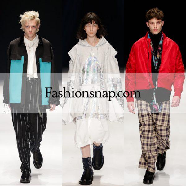 """fashionsnap.com"" にてMUSEUM by H>FRACTAL2017年秋冬のランウェイショーが掲載されました。"