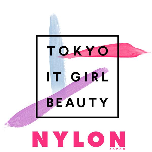 """""""NYLON JAPAN""""WEBサイトの「TOKYO IT GIRL BEAUTY」にてPARADOXのアイテムを着用して頂きました。"""