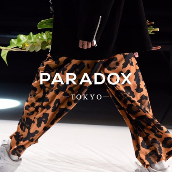"2017.8.18.FRI IN STORE 【PARADOX】2017 Autumn Winter Collection ""CHLORIS"""