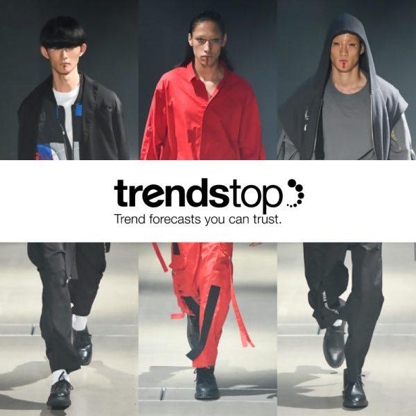 """""""trendtop""""にPARADOXの2018春夏コレクションが掲載されました。"""