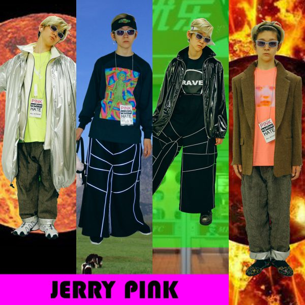 11/2(Thu):NEW ARRIVAL / 【JERRY PINK】2017-18AW COLLECTION