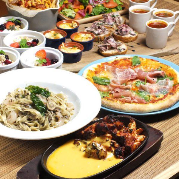 【忘年会コース予約受付中🍴】 横浜 一軒家レストラン ルーフトップカフェ 横浜