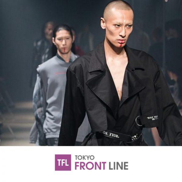 """""""TOKYO FRONT LINE""""にMUZE,PARADOXの2018春夏コレクションが掲載されました。"""